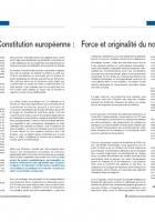 Projet de Constitution européenne : Force et originalité du non du PCF