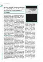 Les bonnes feuilles de Environnement et énergie d'Amar Bellal, Coll. « La Petite collection d'EcoPo », Éditions Le Temps des cerises, 2016.