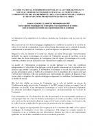 Négociation interprofessionnelle : l'exigence de propositions alternatives à l'accord aux couleurs du Medef