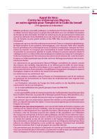 Appel de Iéna : Contre les ordonnances Macron, un autre agenda pour l'emploi et le Code du travail