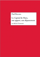 Nouvelle publication de Paul Boccara