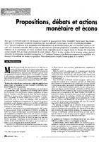 Interventions dans les régions :  un moyen de dépasser les  contradictions  de la politique  du gouvernement de gauche  sur l'emploi et la finance (2)