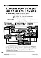 L'argent pour ou  contre les hommes (2)