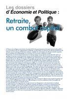 Retraite, un combat capital (Dossier)