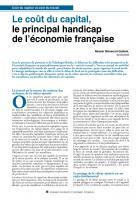Une réforme fiscale pour le capital ?