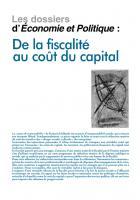 Le coût du capital (dossier)