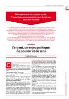 Etats généraux du progrès social : Propositions communistes pour dynamiser  les luttes sociales