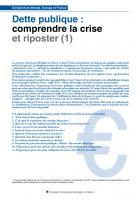 Dettepublique : comprendrelacrise etriposter(1)