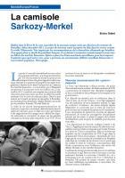 La camisole Sarkozy-Merkel