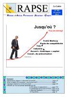 Lettre n°108 du 25 janvier 2013
