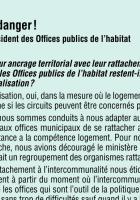 Le logement social en danger ! Interview de Alain Cacheux, président des Offices publics de l'habitat