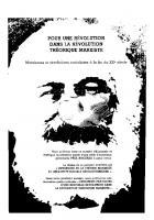 Ouverture de la théorie marxiste et créativité sociale révolutionnaire
