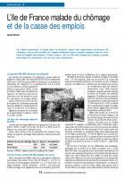 Paris : une institution citoyenne pour l'emploi