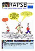 La lettre du Rapse n°122 du 14 octobre 2014