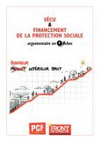 ARGUMENTAIRE - Sécu et financement de la protection sociale