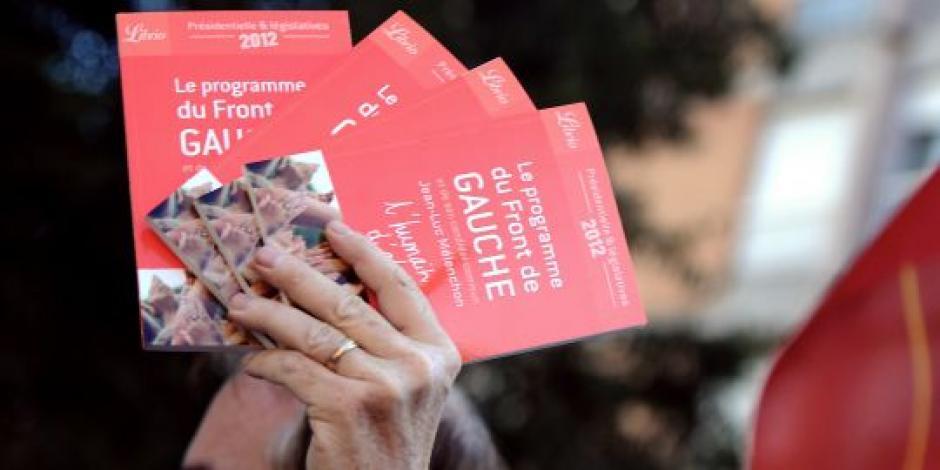 Programme du Front de gauche : « Loin des exercices traditionnels de chiffrage, donner à voir la possibilité d'une autre logique » (économistes du PCF)