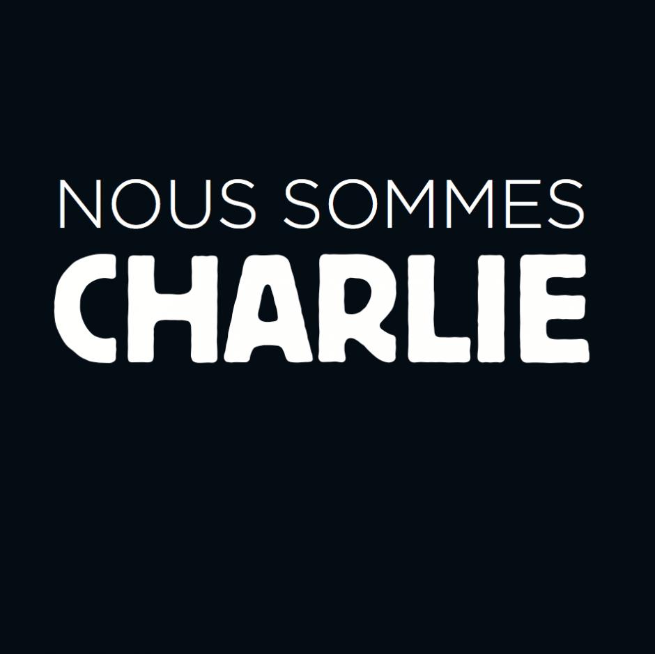 Vœux hommage à Charlie-Hebdo - Restons Charlie