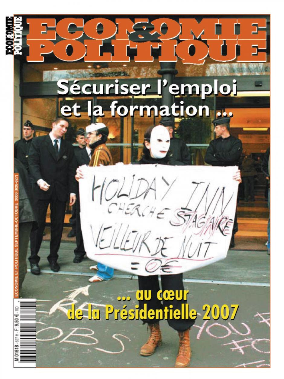 Economie & Politique Septemre octobre 2006