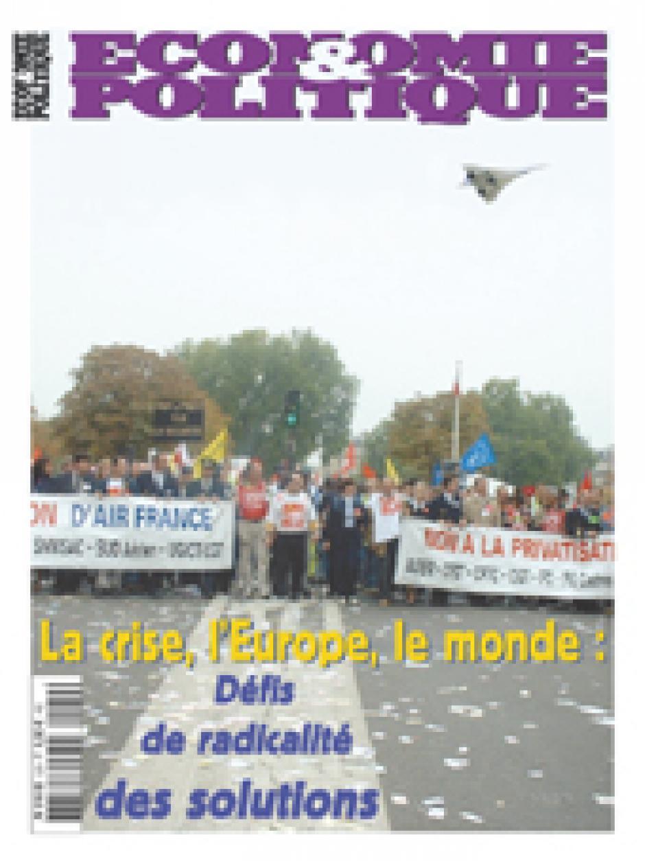 Economie et Politique de septembre-octobre 2002