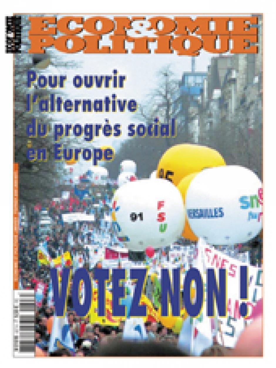Economie & Politique de janvier-février 2005