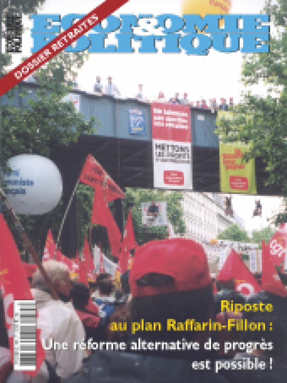 Economie & Politique de mars-avril 2003
