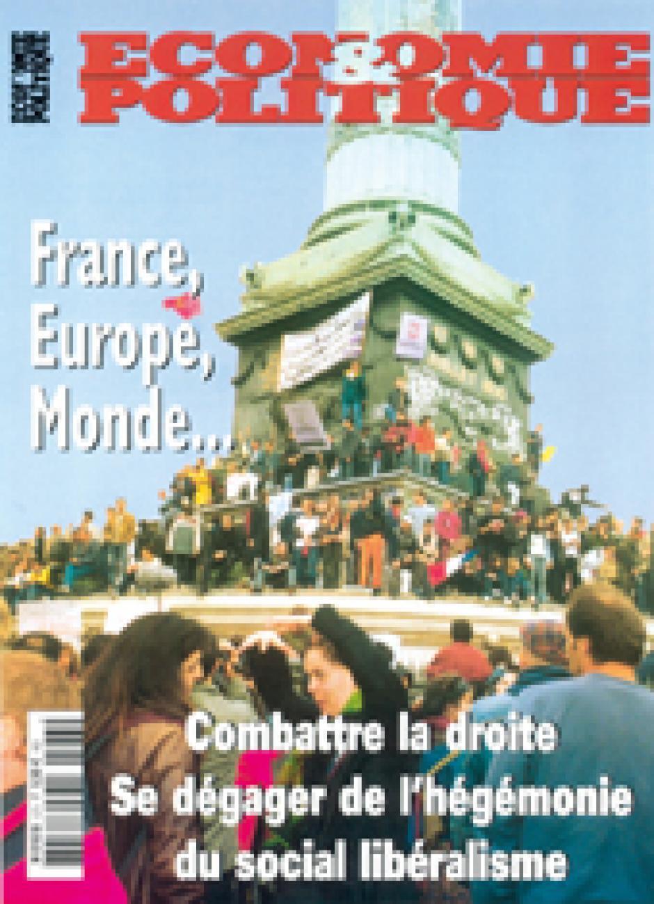 Economie & Politique  - Mars-Avril 2002