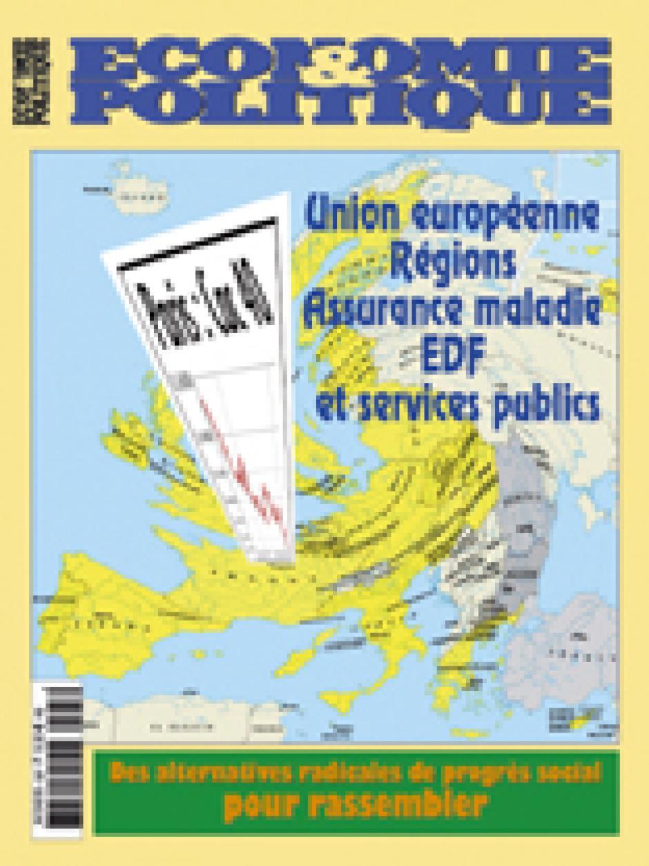 Economie & Politique de mars-avril 2004
