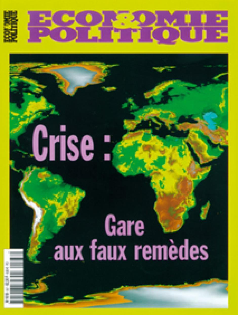 Economie & Politique Septembre octobre 2001