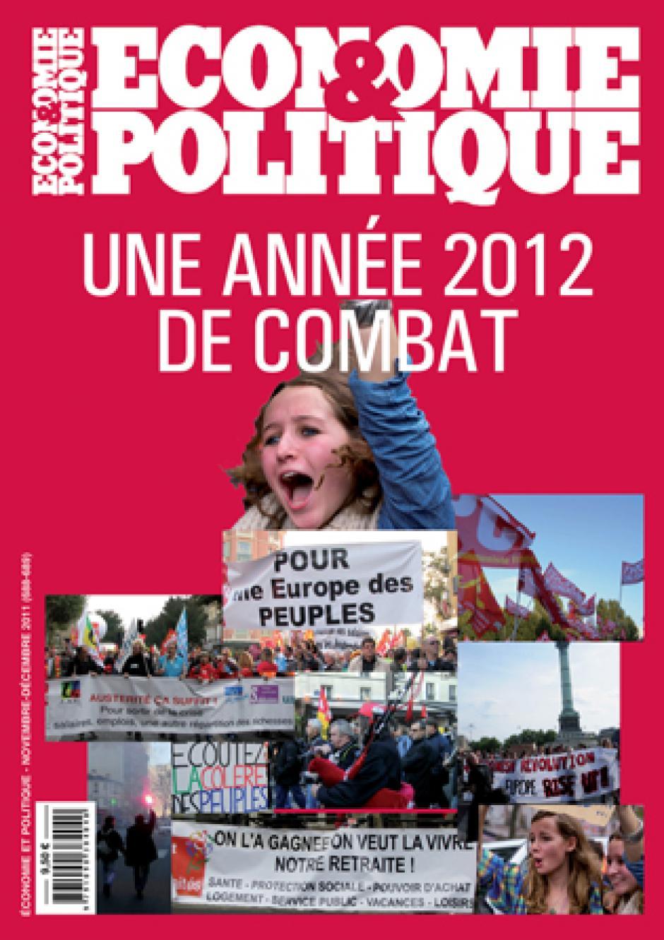 Economie & Politique de novembre-décembre 2011