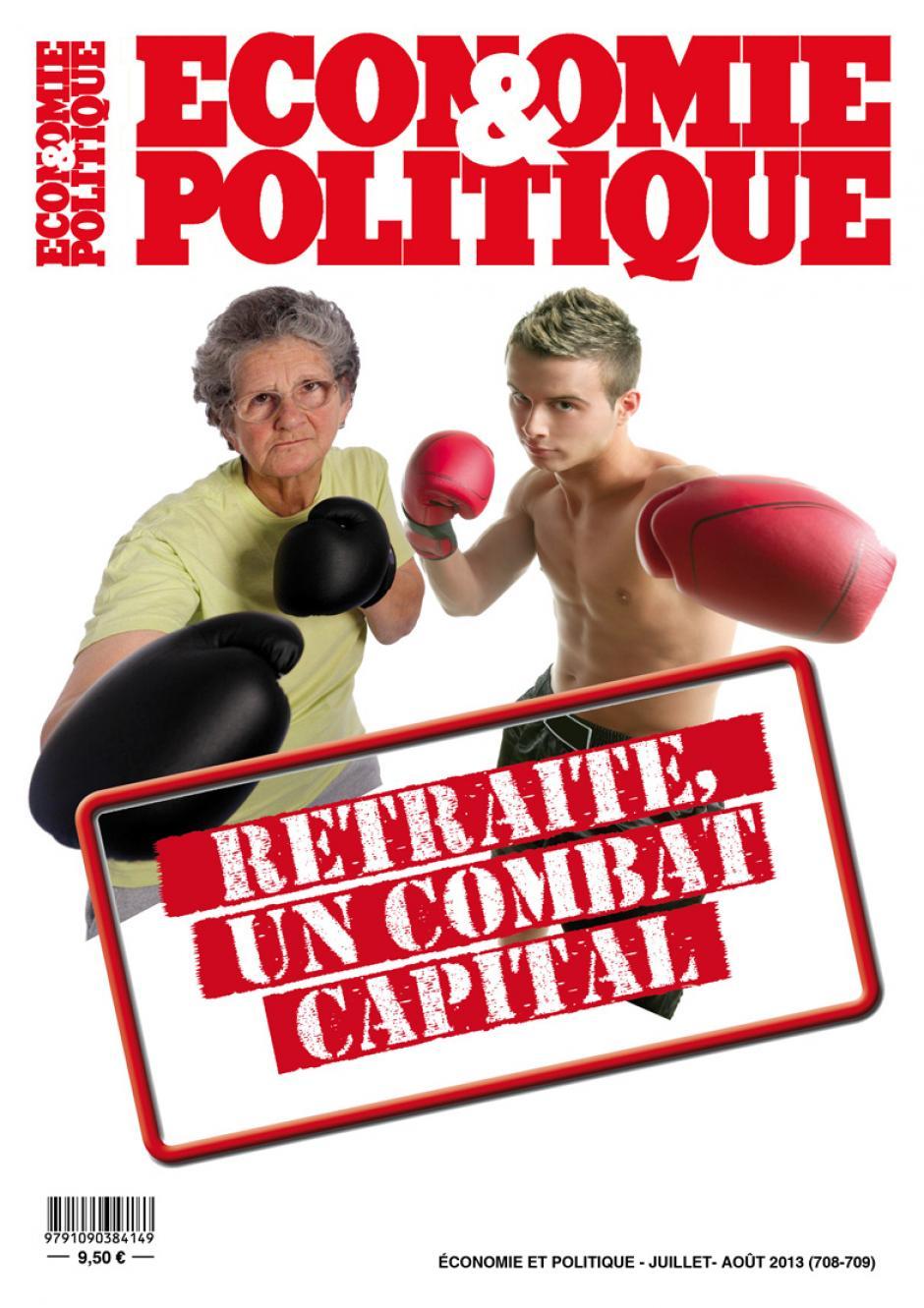 Economie et Politique Juillet-Août 2013