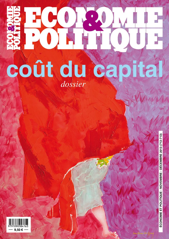 Economie et Politique Novembre-Décembre 2013