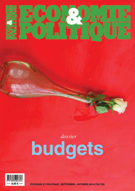Economie & Politique de septembre-octobre 2014