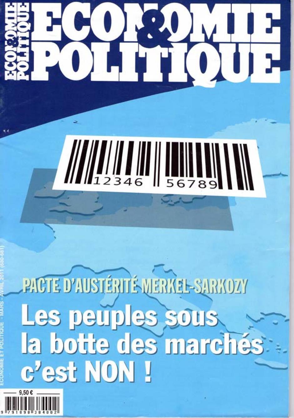 Economie & Politique - Numéro de mars-Avril 2011