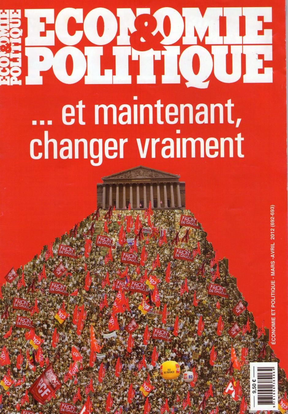 Economie & Politique  - Mars-Avril 2012  - n° en accès libre