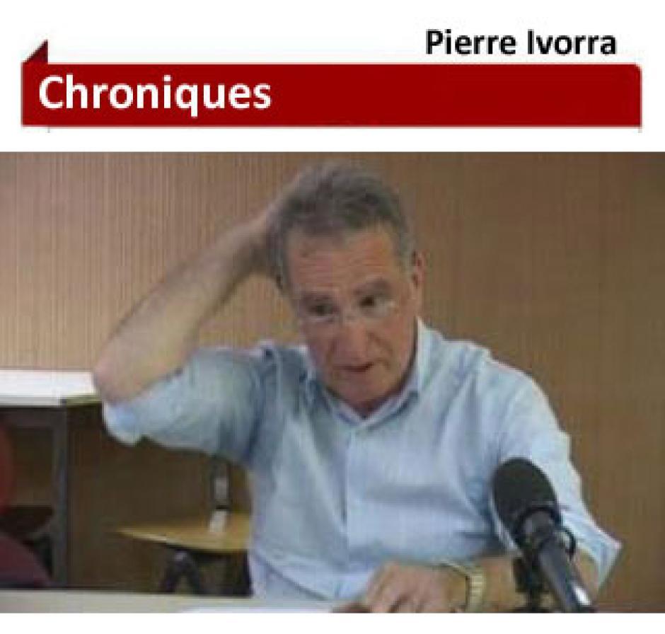 CHRONIQUES DE PIERRE IVORRA DANS L'HUMANITE