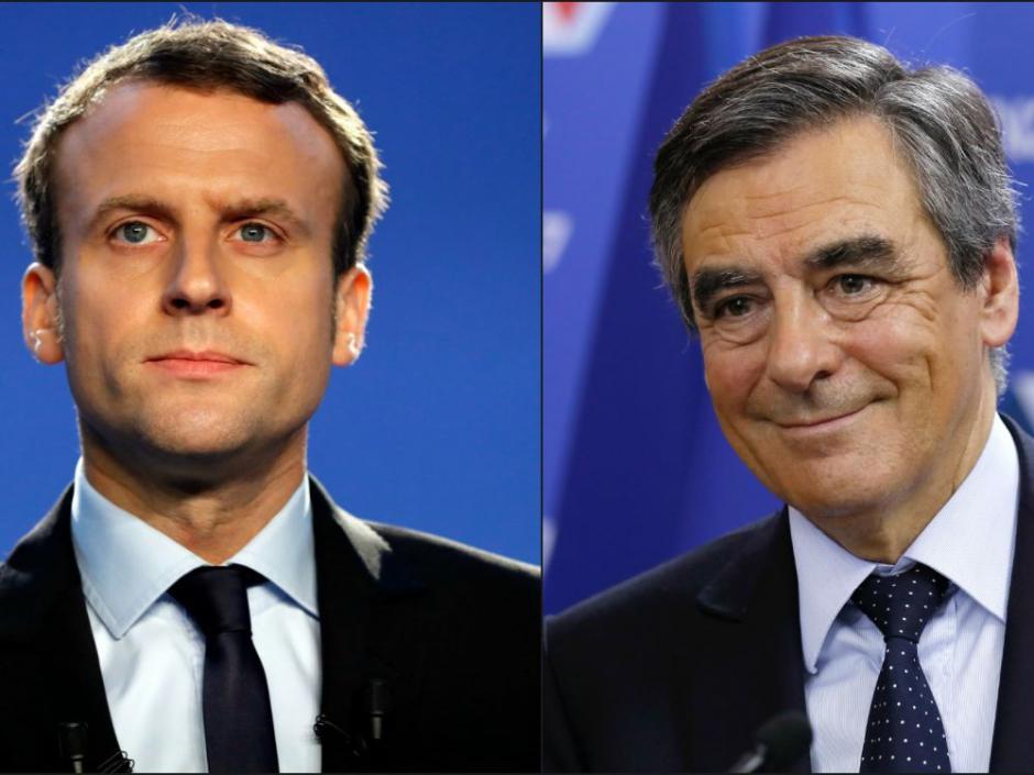 Macron et Fillon : les frères jumeaux du néolibéralisme (Olivier Dartigolles )