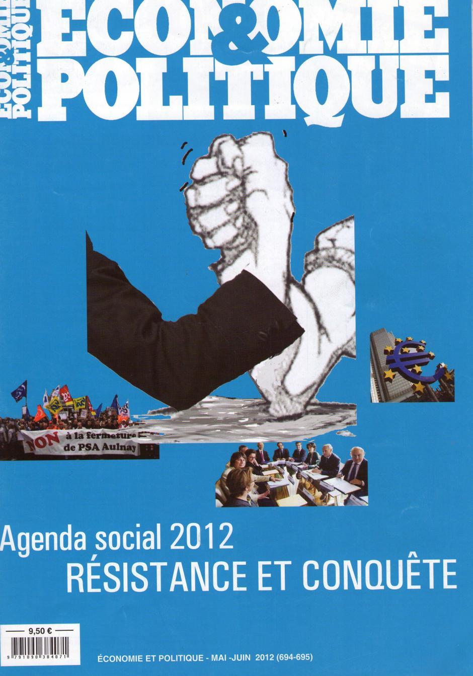 Economie & Politique - Mai-juin 2012 - N° en libre accès