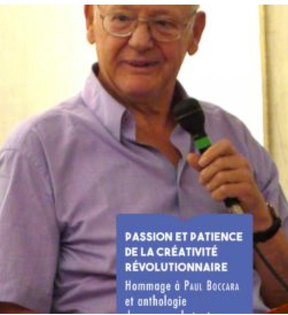 Passion et Patience de la créativité révolutionnaire