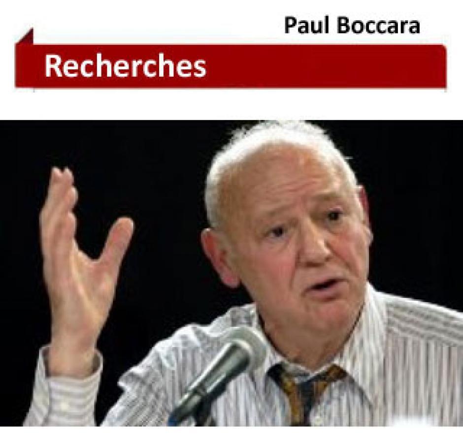 Boccara Paul