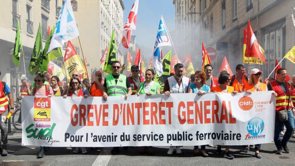 Dette de la SNCF : l'argent de la BCE pour les services publics, pas pour la finance !