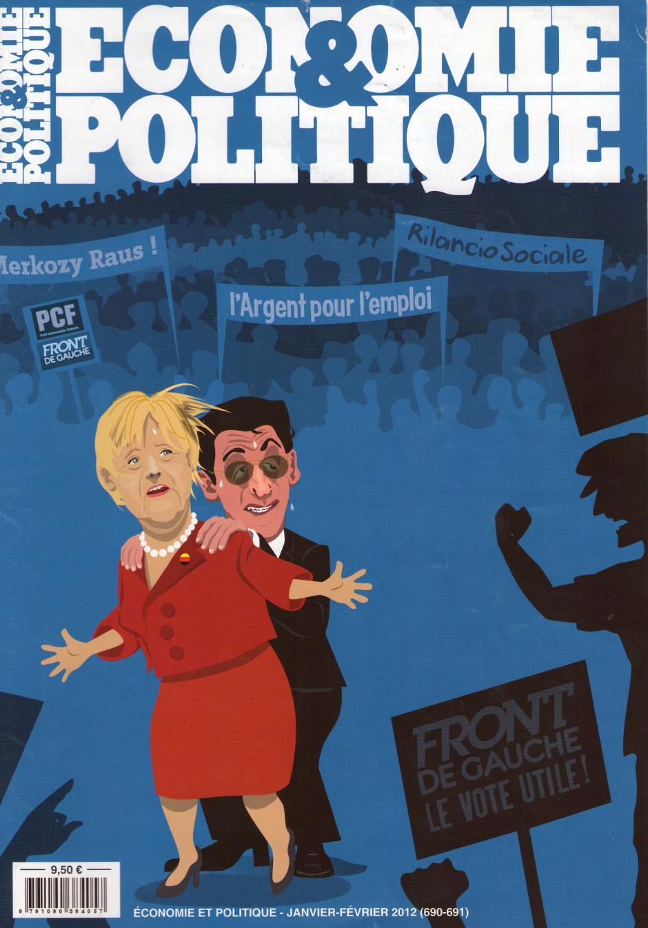 Economie & Politique - Janvier-Février 2012 - N° en libre accès