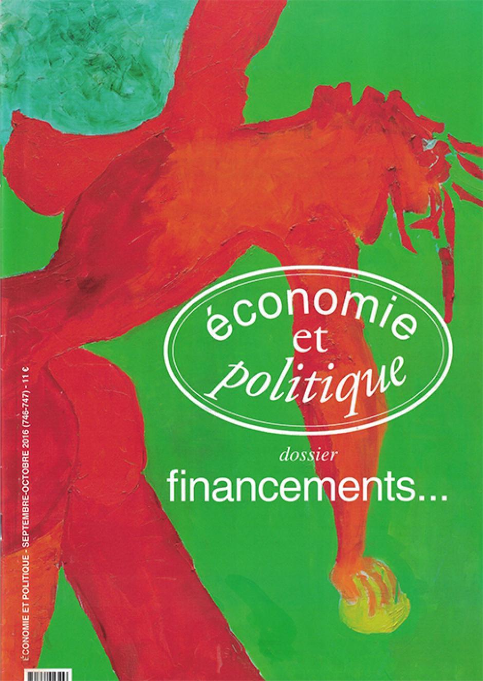 Economie et Politique n° 746-747 (Septembre-Octobre 2016)