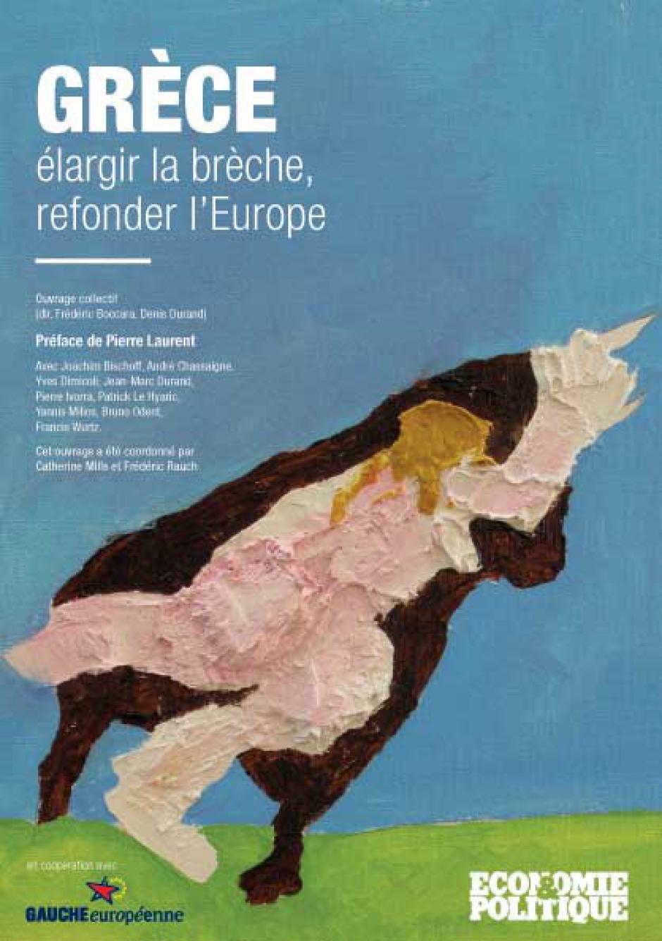 « GRÈCE, élargir la brèche, refonder l'Europe »