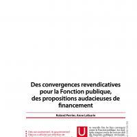 205619b1c5c Des convergences revendicatives pour la Fonction publique