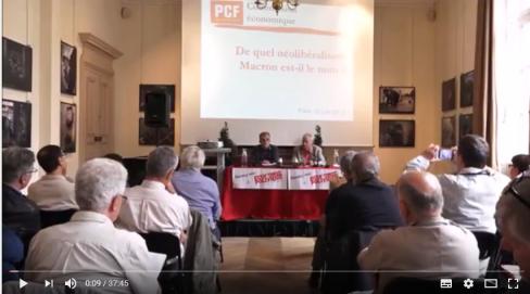 De quel néolibéralisme Macron est-il le nom ? Introduction de Denis Durand