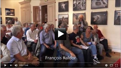 Discussion François Kaldor (de quel néolibéralisme Macron est-il le nom ? - 1ère partie)